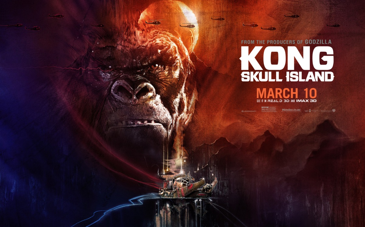 Movie Review - Kong: Skull Island